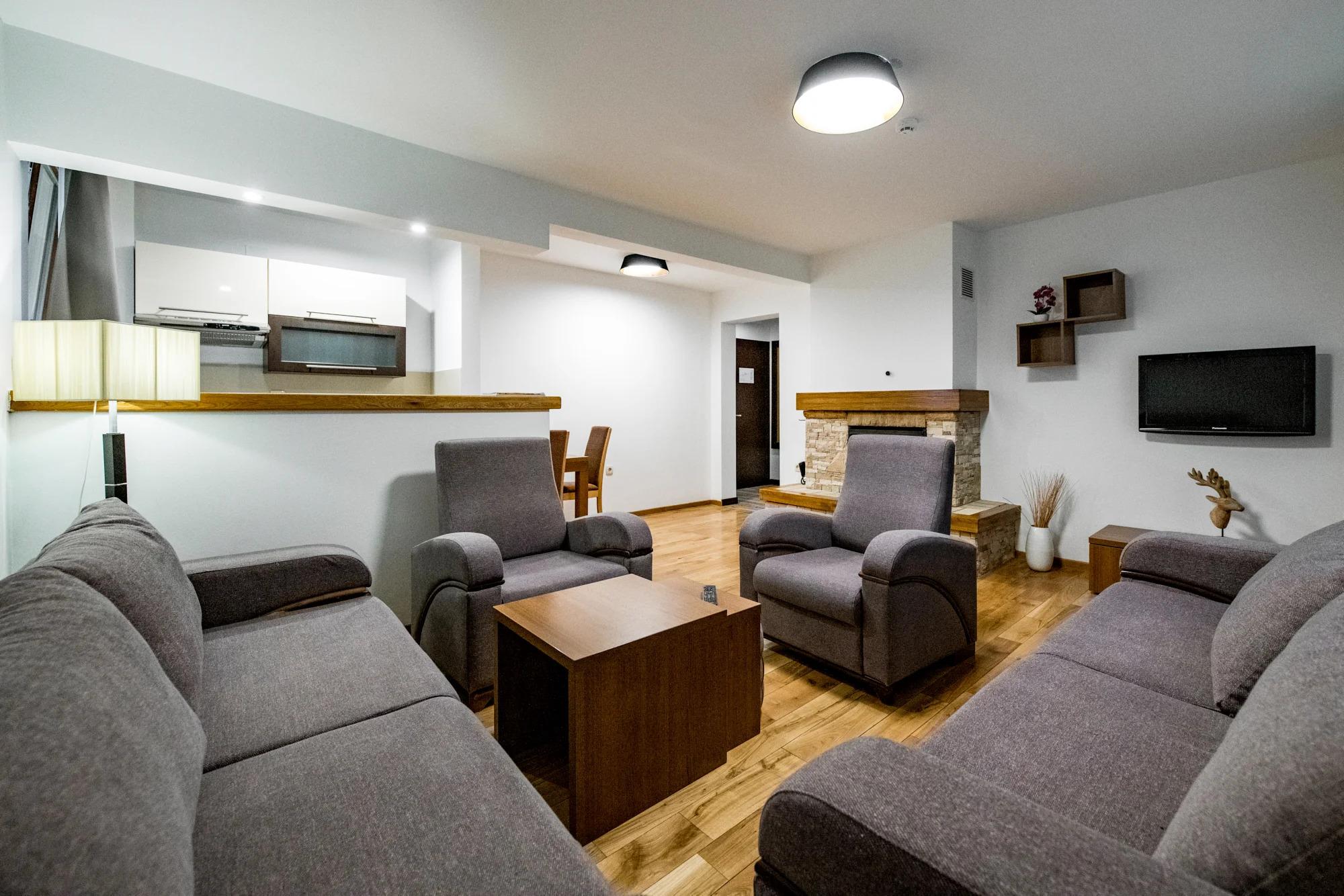 Hotel Blanca - Deluxe apartman